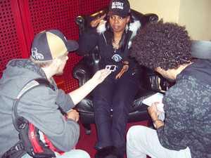 Entrevista para o Perraps